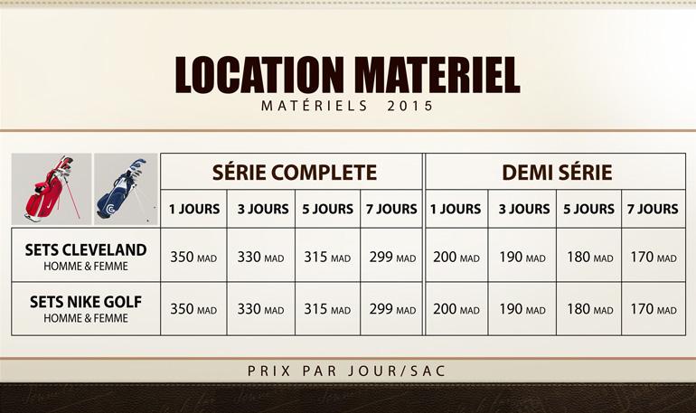 location-materiel